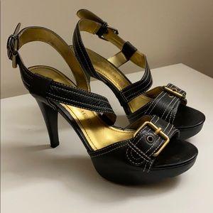 Platform sandals by Marc Fisher, size 5.5